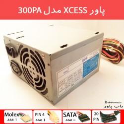پاور کامپیوتر XCESS مدل 300PA | کارکرد