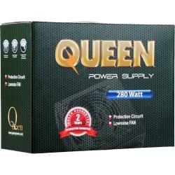 پاور کامپیوتر کوئین Queen مدل QU280QU
